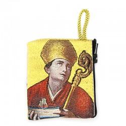 Saint Gennaro purse 6.6x7.2 cm