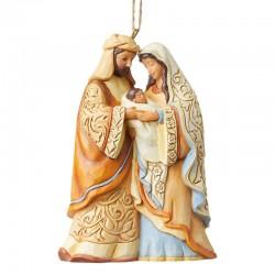 Hanging Nativity scene 10,7 cm Jim Shore 6004319