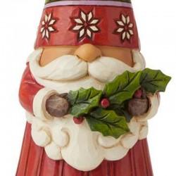 Christmas gnome 16 cm Jim Shore 6009180