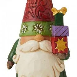 Christmas gnome  10,5 cm Jim Shore 6009183