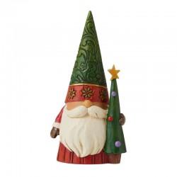 Christmas gnome  12 cm Jim Shore 6009184