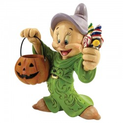 Dopey trick or treat 15 cm Disney Traditions 6008988