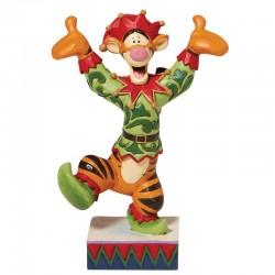 Christmas Tigger 12 cm Disney Traditions 6008983