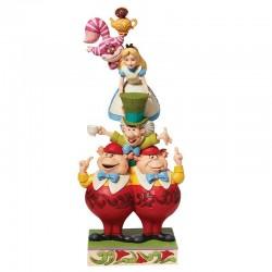 Totem Alice 27 cm Disney Traditions 6008997