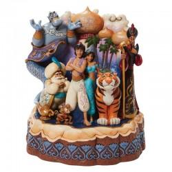 Aladdin trunk 19,5 cm Disney Traditions 6008999