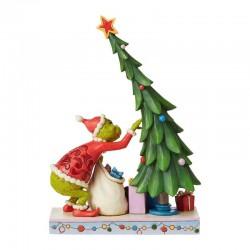 Grinch che decora albero 27 cm The Grinch by Jim Shore 6008886-1