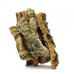 Natural cork for nativity scenes 1 Kg