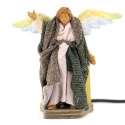 Moving Angel in dressed terracotta 10 cm