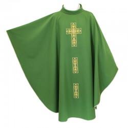 Casula Croce con Gigli in poliestere