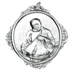 Confraternity Medallion St. Felice 12x14 cm