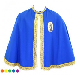 Polyester Confraternity Cape with Emblem