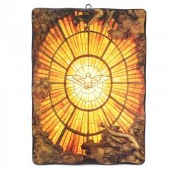 Holy Spirit table print on Wood 49x67 cm