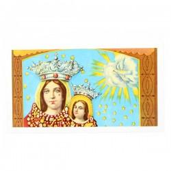 Immagine Maria SS. Dell'Arco con preghiera 6x11 cm pz 100