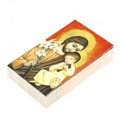 Image icon St. Joseph 7x12 cm 100 units
