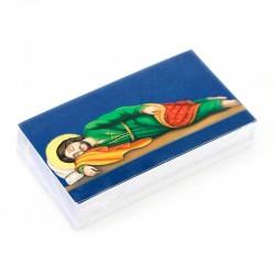 Image of Saint Joseph sleeping 12x7 cm 100 units