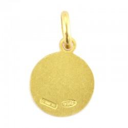 Saint Michael medal 925 silver Diameter 1.2 cm