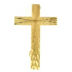 Clergyman Golden Cross 1.8x2.5 cm