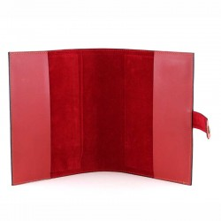 Real Leather Neocatechumenal Bible Cover 16x24x8 cm