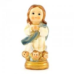 Statua Immacolata Concezione baby 9 cm