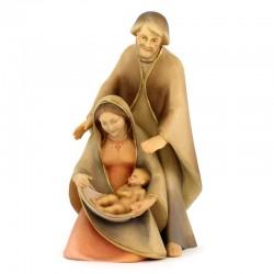 Natività di Gesù in legno La Speranza 19 cm
