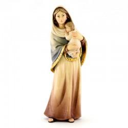Statua della Madonna Ferruzzi in legno 20 cm