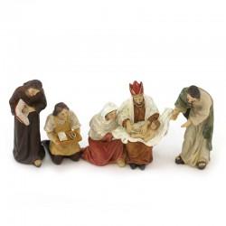 Jesus life scene The Circumcision 9 cm