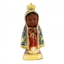 Our Lady of Aparecida baby statue 9 cm