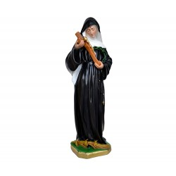 Statua Santa Rita in resina 50 cm