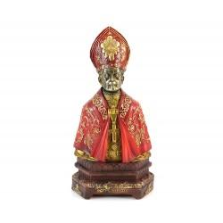 Busto San Gennaro in resina 20 cm