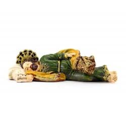 Statua San Giuseppe dormiente confezione regalo 12 cm