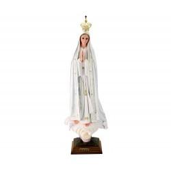 Statua Madonna di Fatima Centenario 55 cm