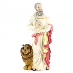 Statua San Marco Evangelista in Resina 30 cm