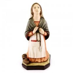 Statua Santa Bernadette in resina 31 cm