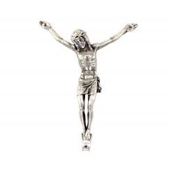 Corpo di Cristo in metallo 7,5x6 cm