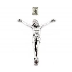 Corpo di Cristo in metallo 5x6 cm