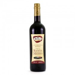 Vino da Messa Rosso Liquoroso dolce - 75 cl Domus