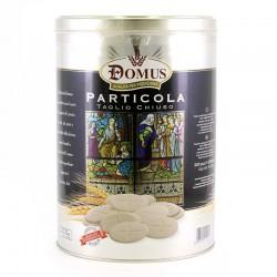 Particole confezione in latta 3000 pezzi Diametro 35 mm