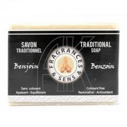 Sapone profumo Benzoino Fragrances&Sens 100 g
