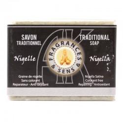 Sapone profumo Nigella Fragrances & Sens 100 g