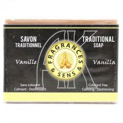 Sapone profumo Vaniglia Fragrances & Sens 100 g