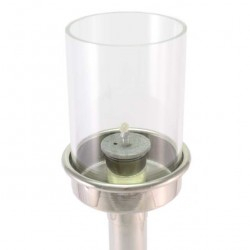 Liquid Wax Torch for procession 40 cm