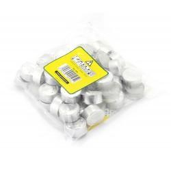 Lumino cera in alluminio Diam 4 cm (Confezione 50 pz)
