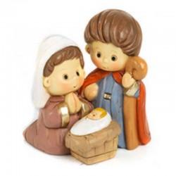 Nativity Baby in resin 5,8 cm