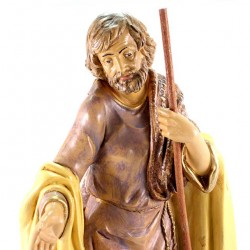 Colored Polythene St. Joseph 45 cm