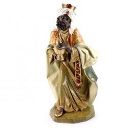 Colored Polythene Black Wise Man 45 cm