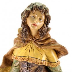 Colored Polythene Woman with Amphorae 45 cm