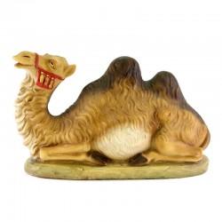 Cammello seduto in resina 65 cm