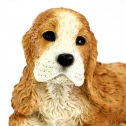 Silicone Resin Cocker Puppy 24x16 cm