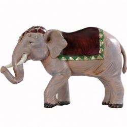 Elephant in resin 12 cm Fontanini cribs