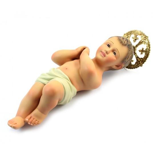 Plaster Baby Jesus from Jerusalem 30 cm